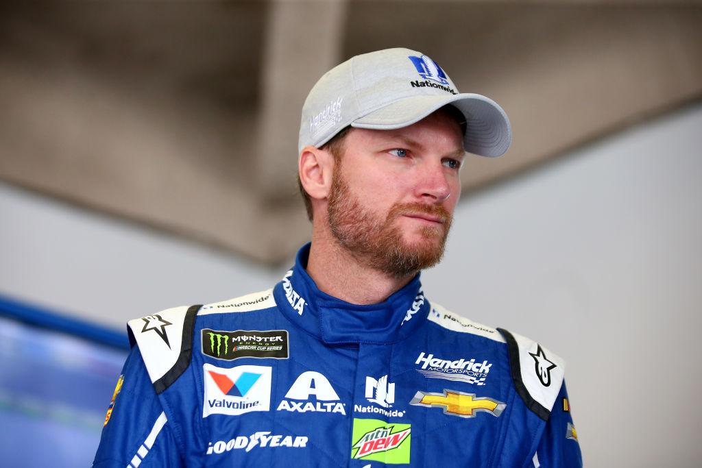NASCAR's Dale Earnhardt Jr.
