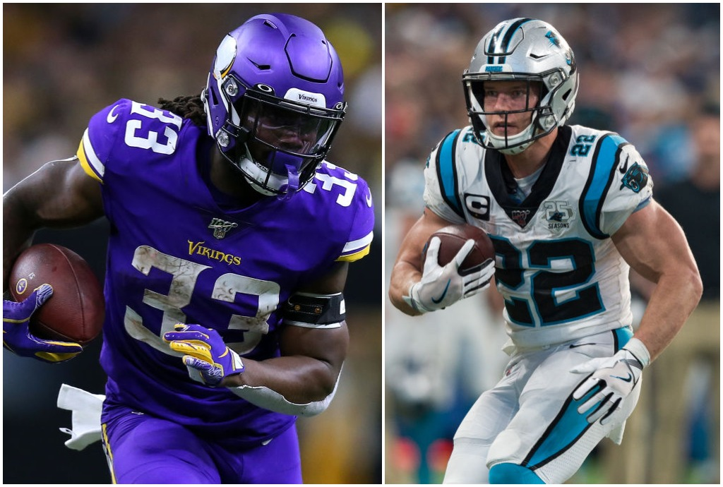 Dalvin Cook and Christian McCaffrey may play the same position, but the Vikings would be foolish to pay Cook at the same level given his durability concerns.