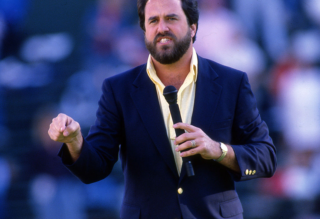 Dan Fouts of the San Diego Chargers circa 1987