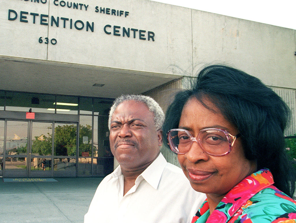 Darryl Henley's parents had to visit him in prison after he ran into serious legal troubles.