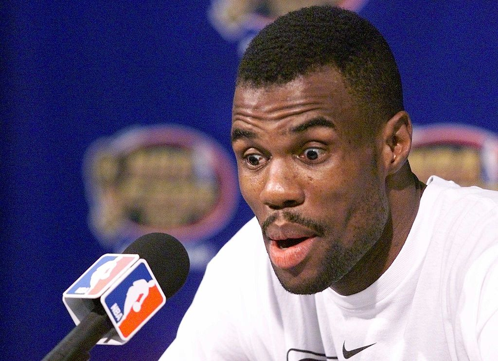 David Robinson Still Dealing With Racism Well After His Basketball-Playing Days
