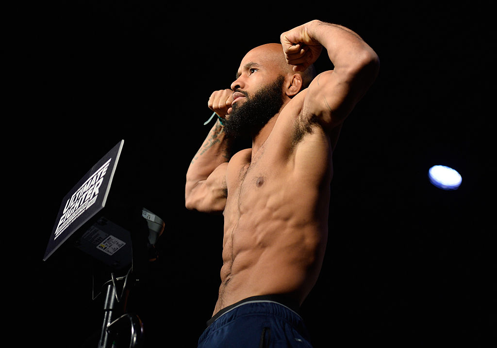 "MMA legend Demetrious ""Mighty Mouse"" Johnson has -- and sees -- a bright future in eSports."