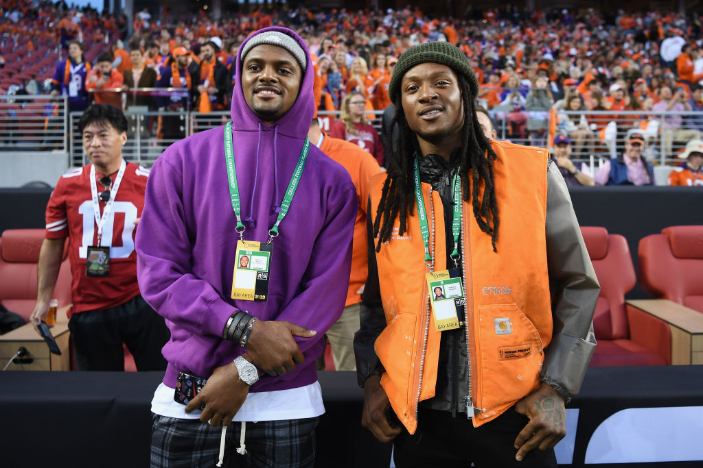 DeAndre Hopkins and Deshaun Watson have both been incredible in their careers. Does Hopkins or Watson have a higher net worth, though?