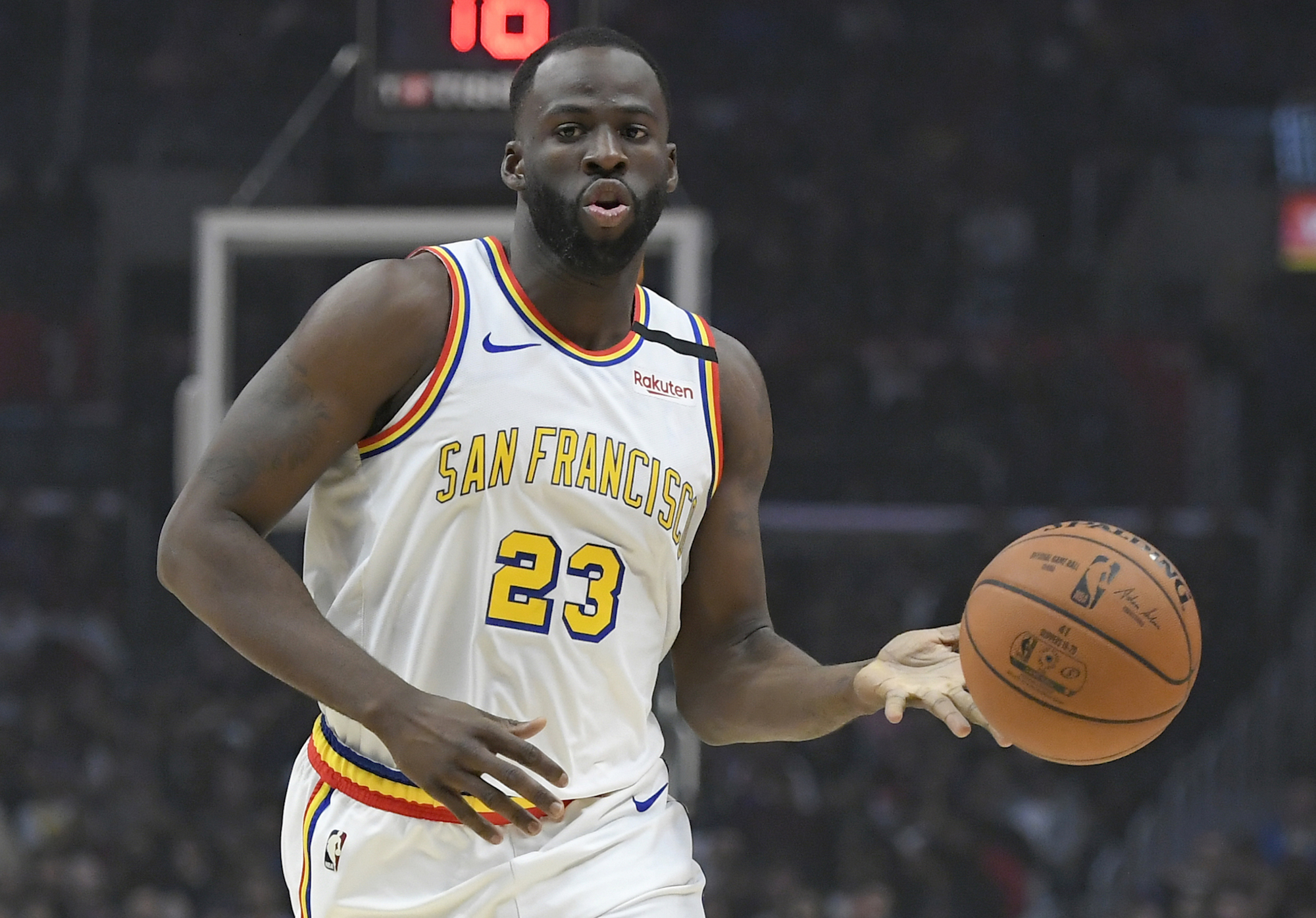 Draymond Green Didn't Vote in 2016, but He's Teaming Up With LeBron to Make Sure 2020 is a Different Story