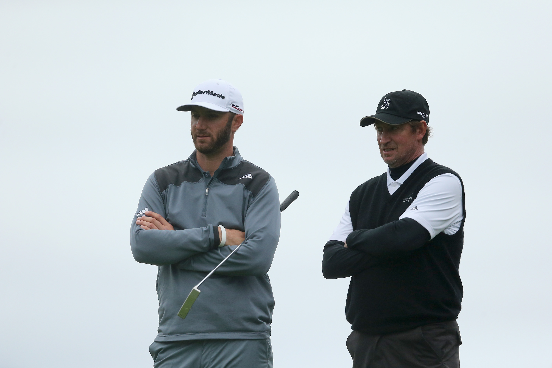 Dustin Johnson Owes His PGA Tour Success to a Wayne Gretzky Assist