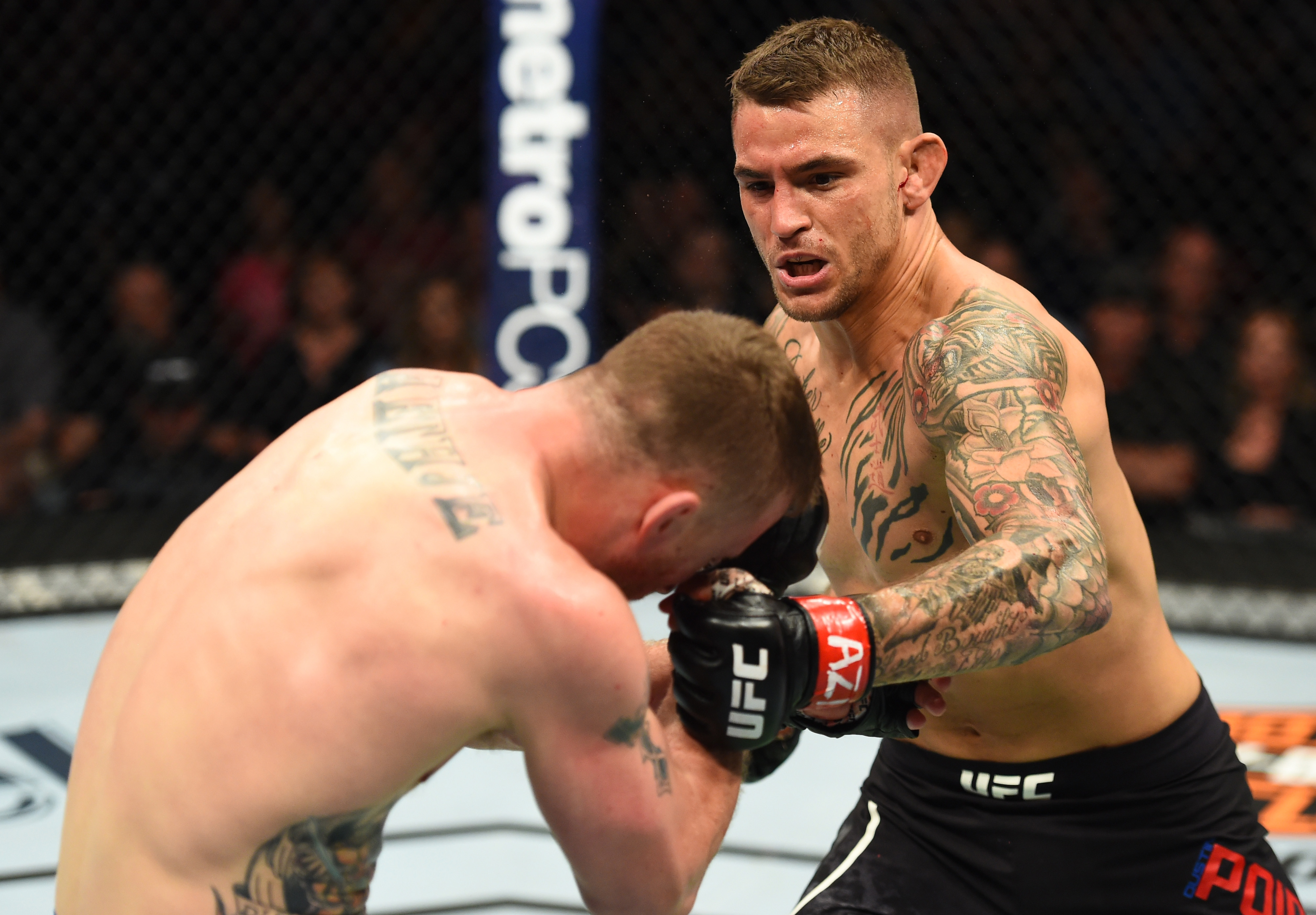 UFC Approves of Dustin Poirier and His Fight Outside of the Octagon