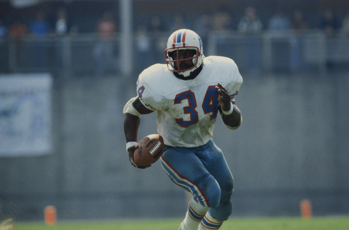How the Legendary Earl Campbell Narrowly Dodged Paralysis in His Career