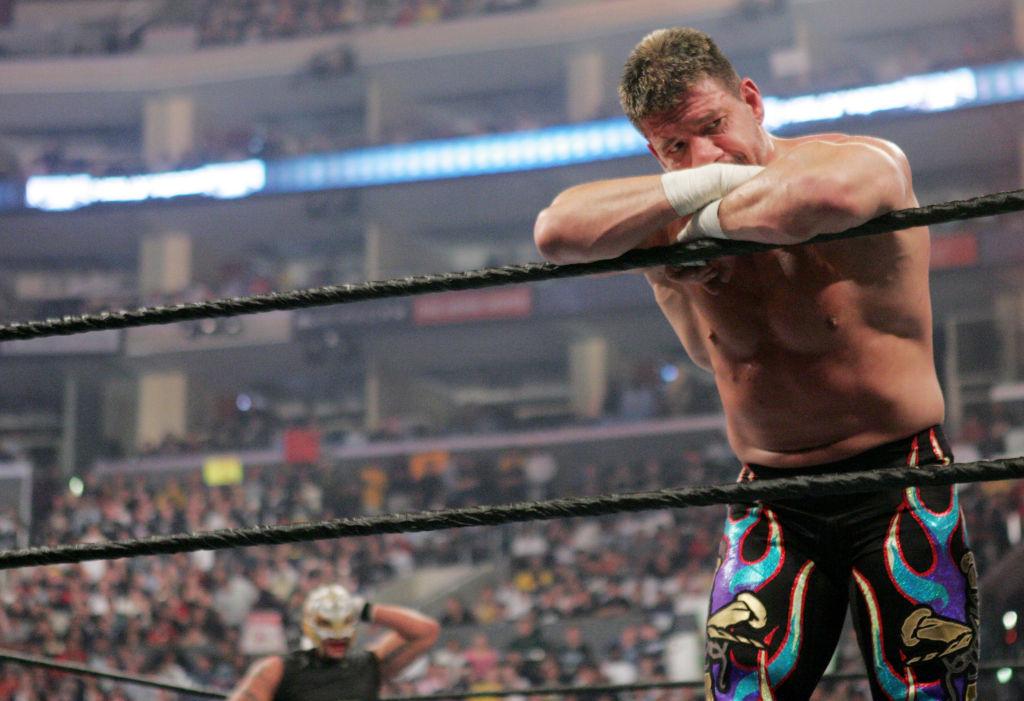 WWE Hall of Famer Eddie Guerrero