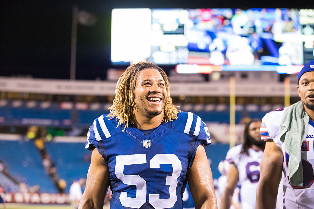 Edwin Jackson had a breakout season with the Indianapolis Colts in 2016. However, his career, and life, tragically ended way too soon.