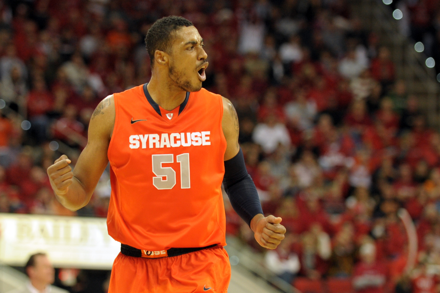 Fab Melo was a star at Syracuse and helped them become a top college basketball team in the country. He, however, died way too soon.
