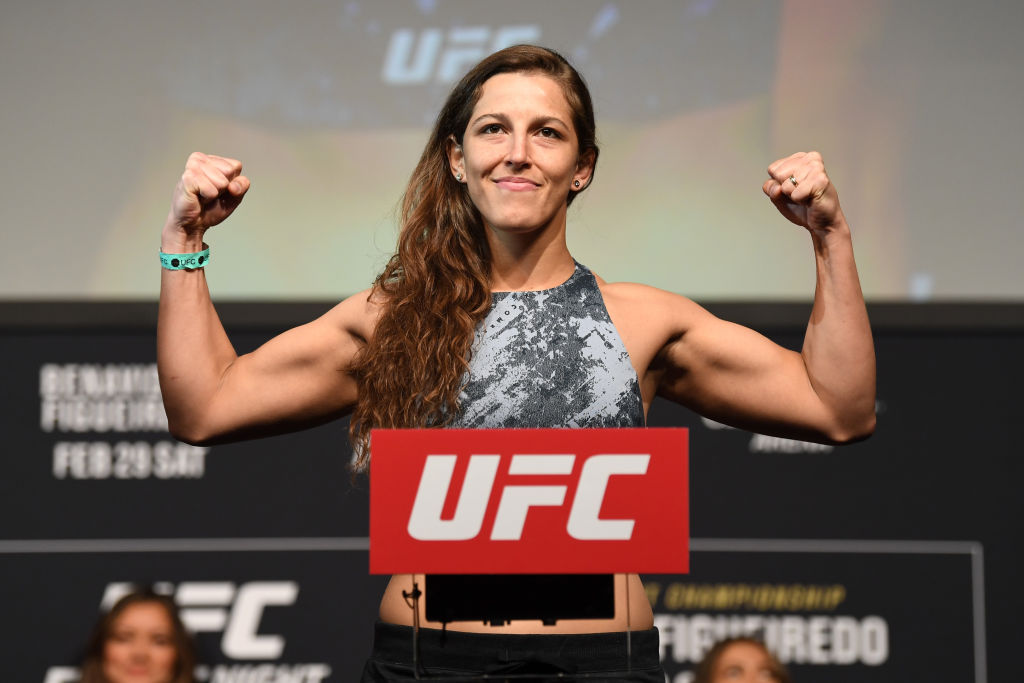 Felicia Spencer Is a Fighter by Night and You Would Never Guess Her Day Job