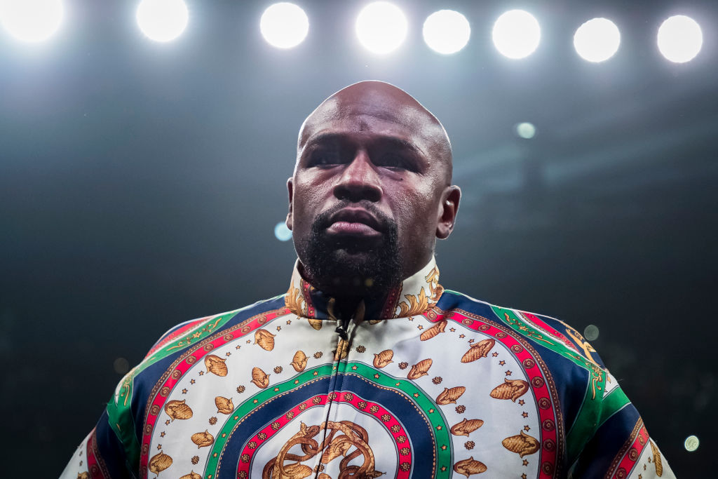 Floyd Mayweather to Pay for Four Funeral Services for George Floyd
