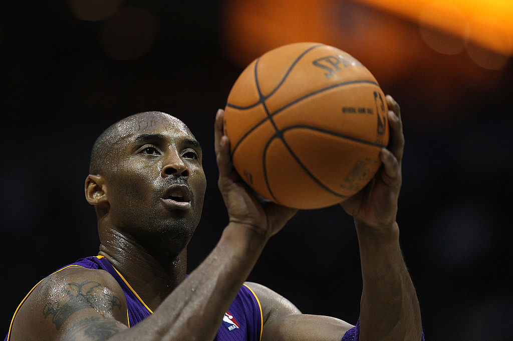 Kobe bets 500k on free throw national lottery odds comparison betting