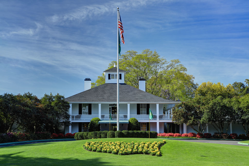 Augusta National Golf Club is buying up as much real estate as it can afford, so The Masters will look a whole lot different this year.