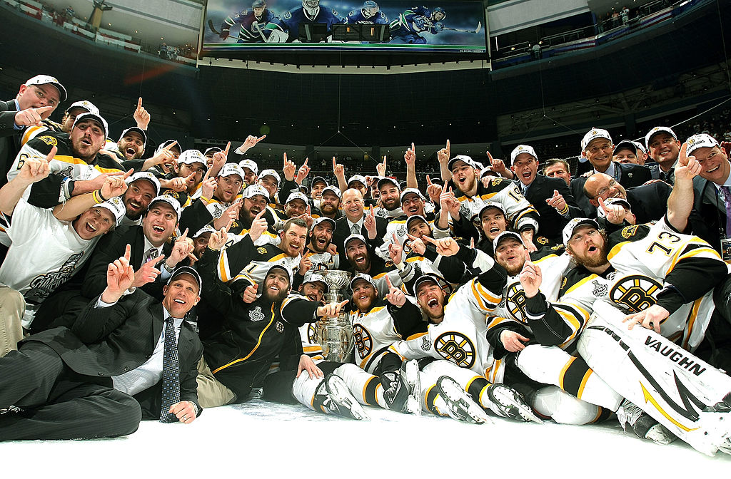 The Boston Bruins had one of the most legendary Stanley Cup celebrations after their 2011 NHL championship, but it cost them a ton.