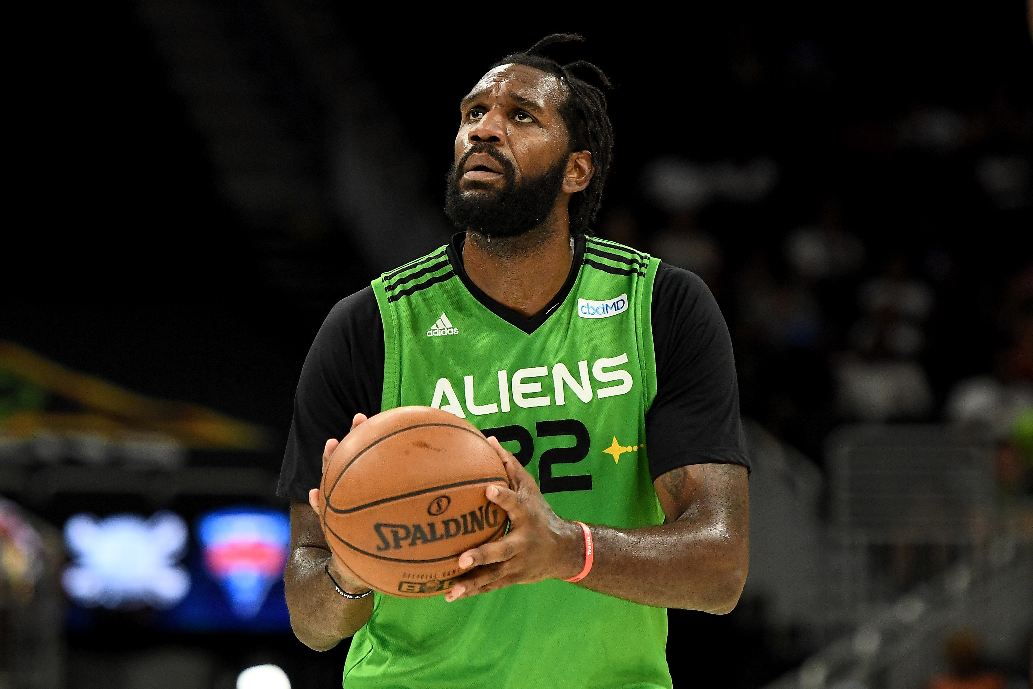Greg Oden could've been an NBA great, but he flamed out of the league and became a mediocre player in the Chinese Basketball Association.