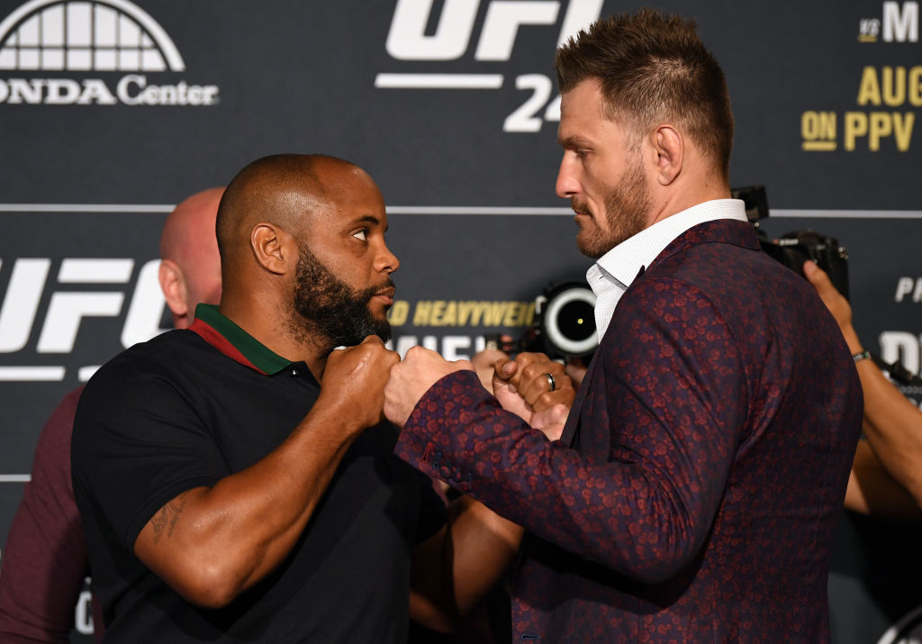 The rubber match between Stipe Miocic and Daniel Cormier is officially set for later this year, and it will have career-defining implications.
