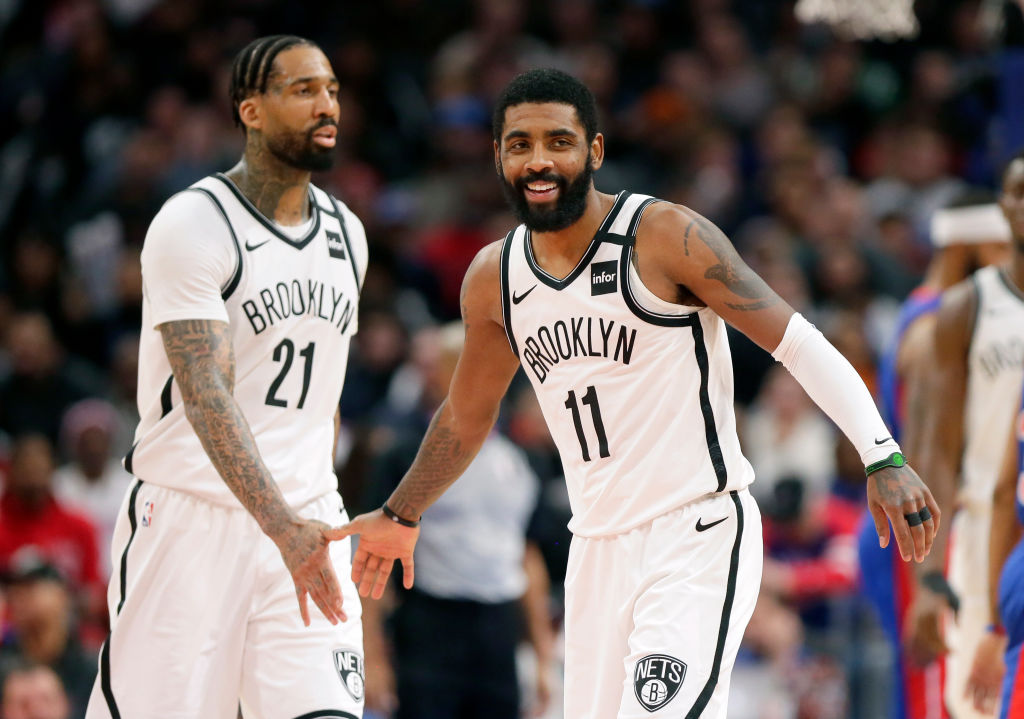 Kyrie Irving played in just 20 games for the Brooklyn Nets this season, but he still netted over $30 million in earnings.