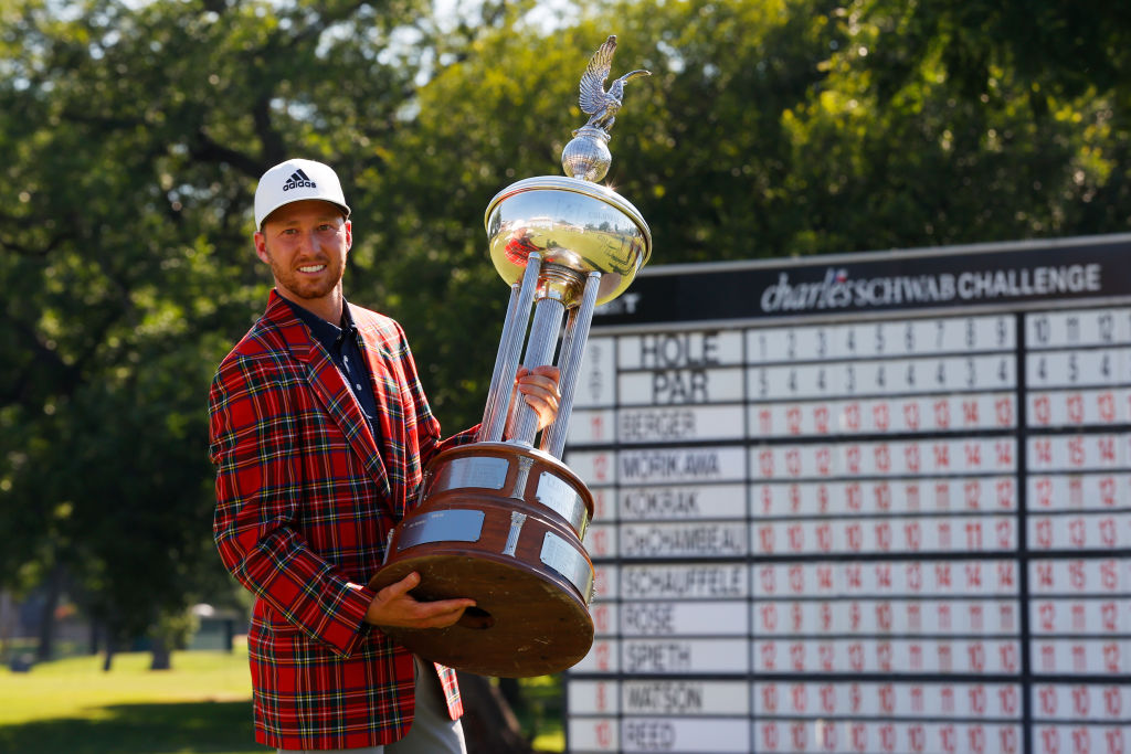 Daniel Berger is one of the hottest golfers on the PGA Tour, but he's not the only accomplished athlete in the Berger household.