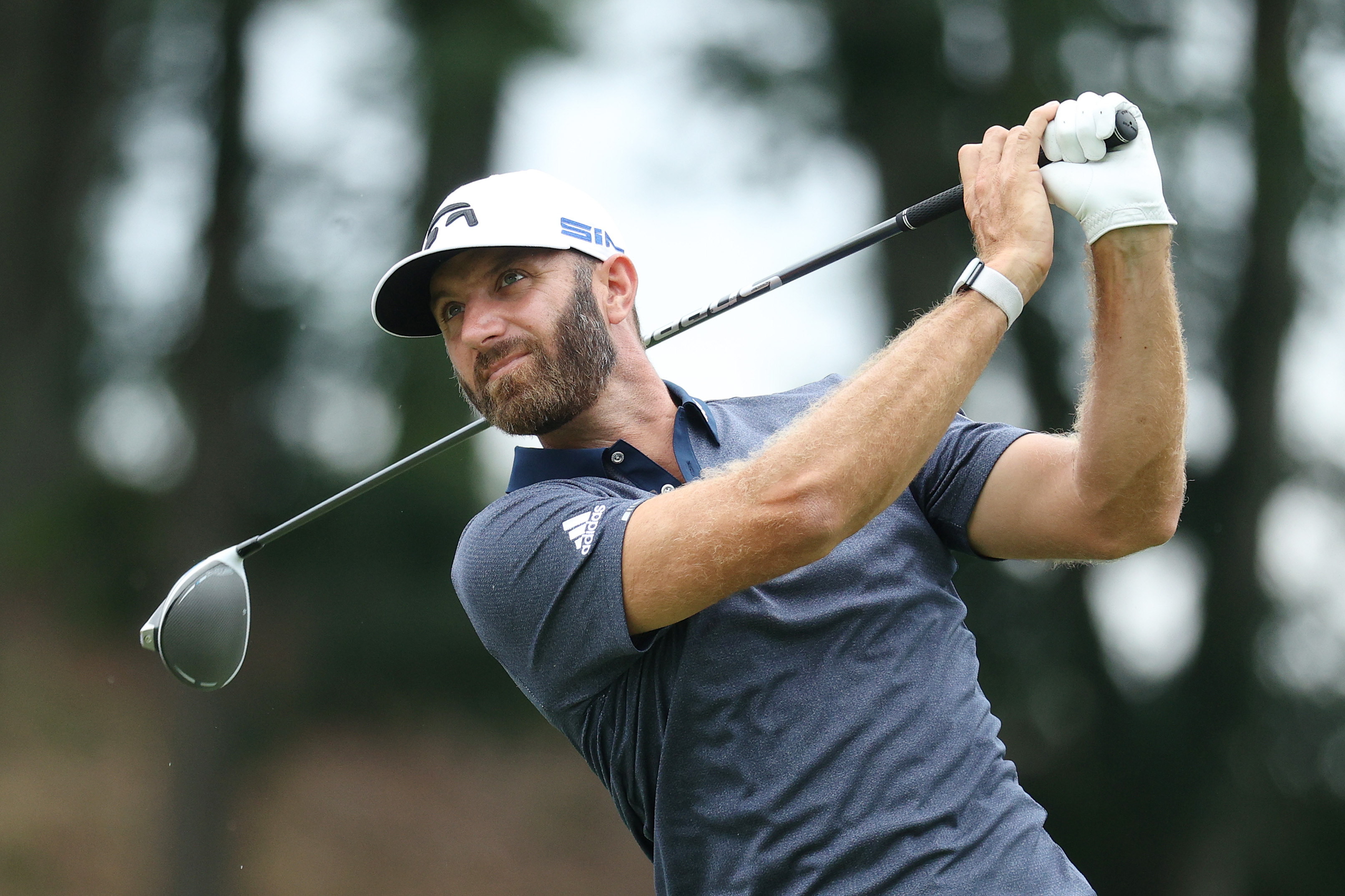Dustin Johnson is a 20-time PGA Tour winner, but his path to the top was riddled with drug use and major championship heartbreak.