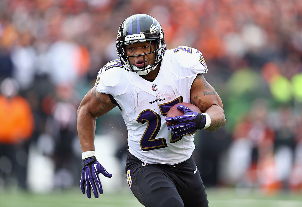 Ray Rice was one of the NFL's top running backs for half a decade, but a domestic violence incident on camera cost him his football career.