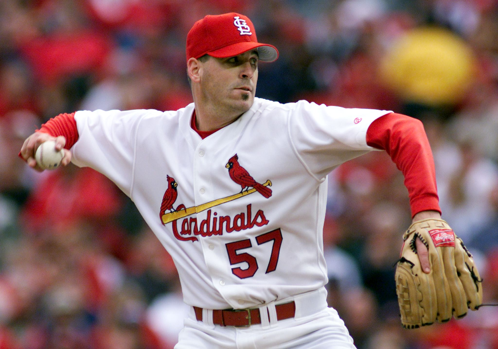 Darryl Kile threw a no-hitter and made three All-Star games in his career, but he tragically passed away in 2002 at the age of 33.