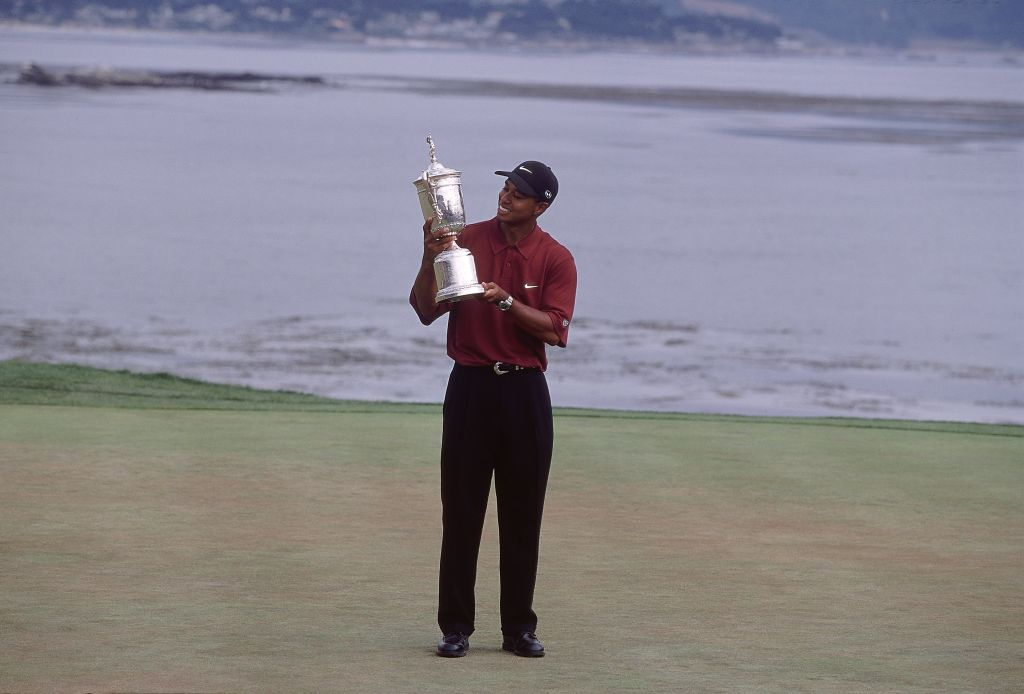 20 years ago today, Tiger Woods won the U.S. Open at Pebble Beach by a record margin that will never be topped on the PGA Tour.