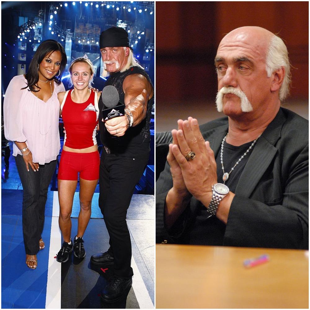 Hulk Hogan Laila Ali