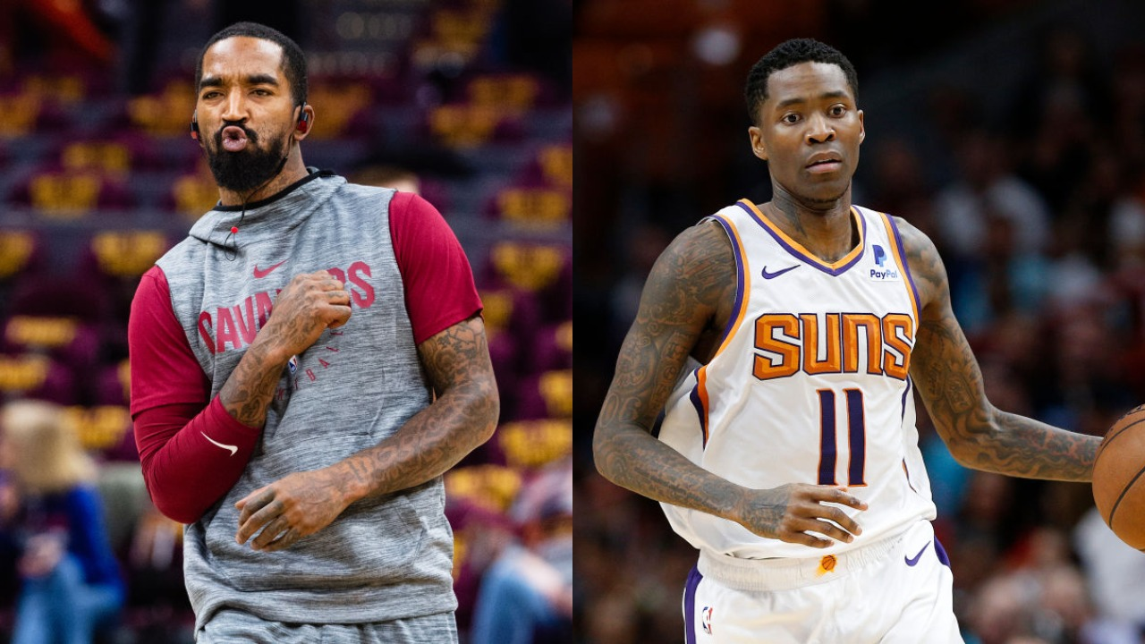 Neither J.R. Smith or Jamal Crawford played in the NBA this season. However, can either one of them still sign with a team this year?