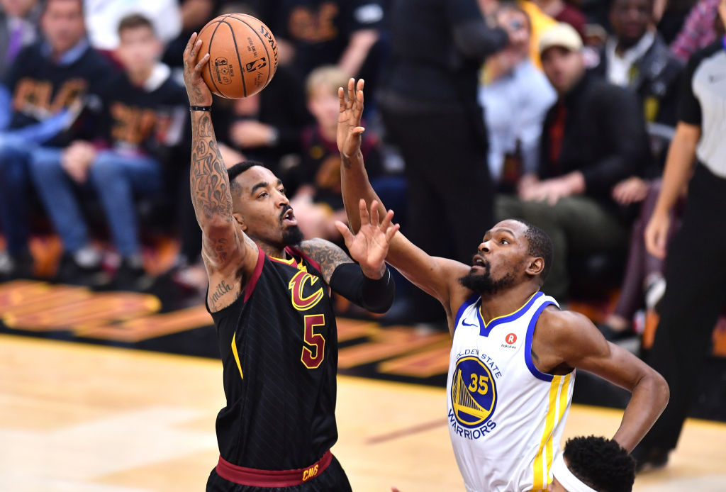 J.R. Smith gets a lot of criticism for his mistake in the Finals. He, however, deserves more credit for his time on the Cleveland Cavaliers.