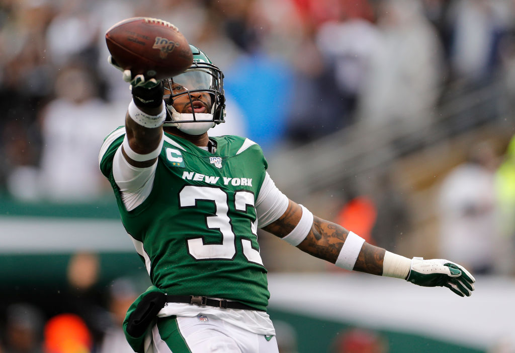 Jamal Adams Became a Safety Because of His Dad's Life-Altering Injury in the NFL