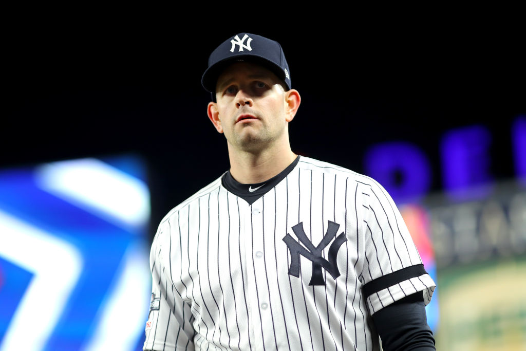 James Paxton, New York Yankees