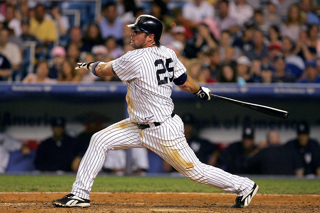 When Jason Giambi found himself in a slump, the first baseman would don a golden thong.