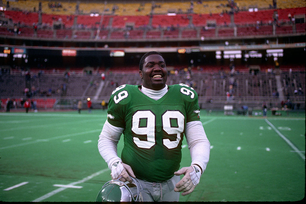 Jerome Brown became a star for the Eagles, but his life ended in tragic fashion at the age of 27.
