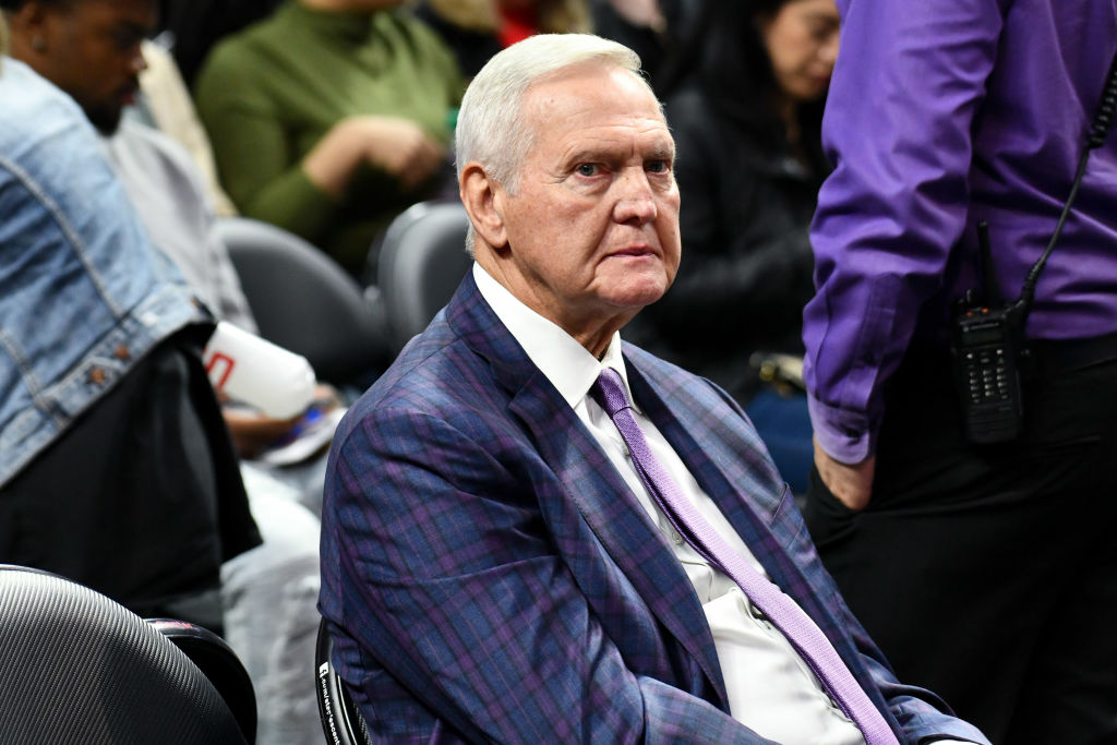 Hall of Famer Jerry West