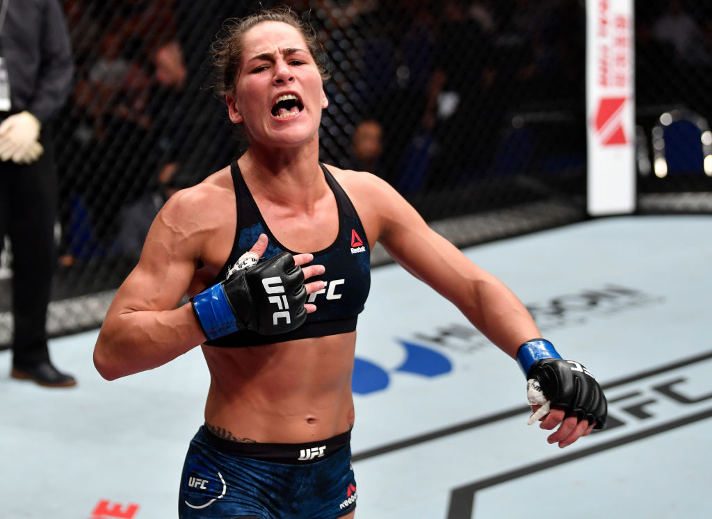Jessica Eye Fended off Death and Her Father to Get to Where She Is Today