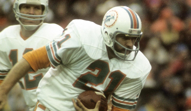 Jim Kiick, Miami Dolphins