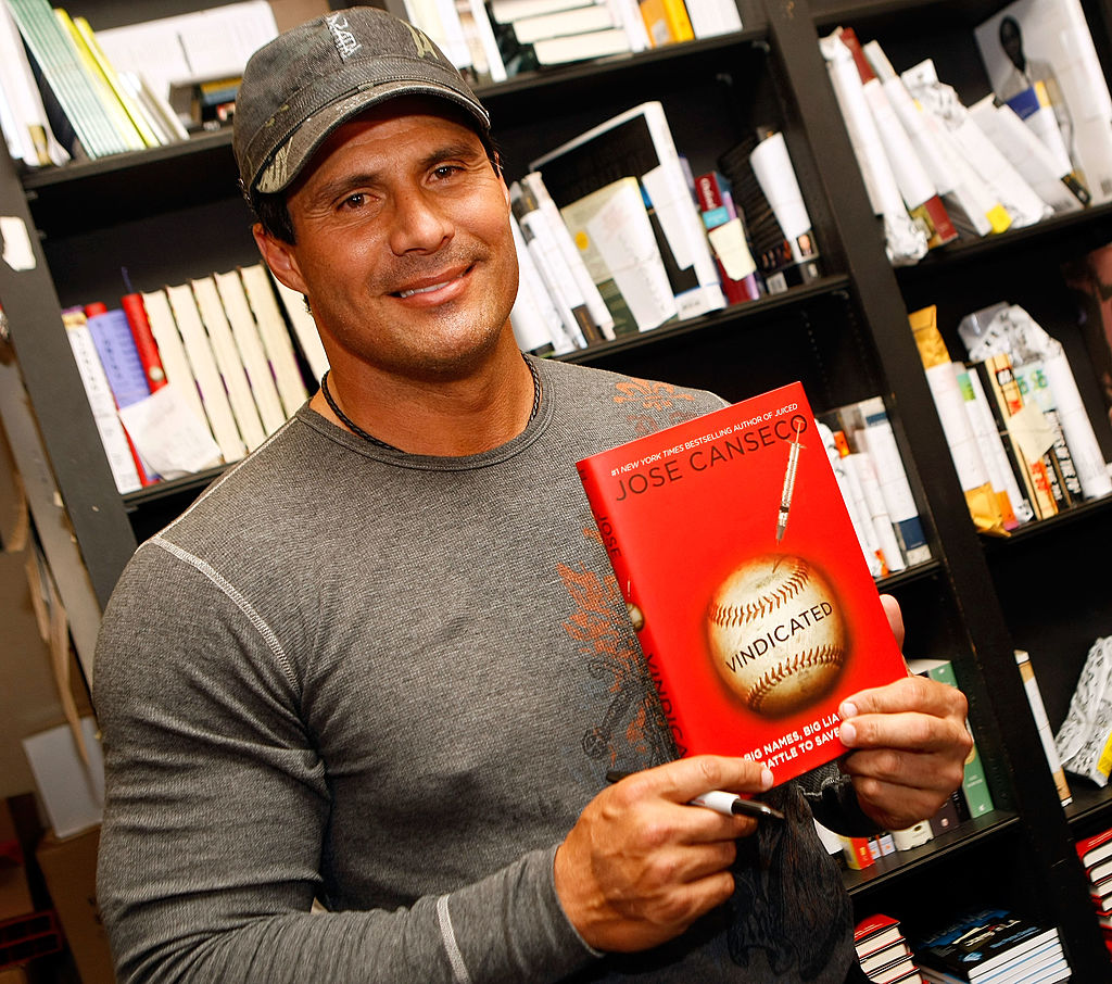 Jose Canseco Helped Clean up MLB's Steroids Problem, but Could He Help Save America?