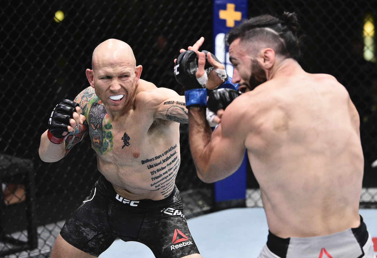 UFC on ESPN 11 Delivers Big Payouts and Josh Emmett Suffers Serious Leg Injury