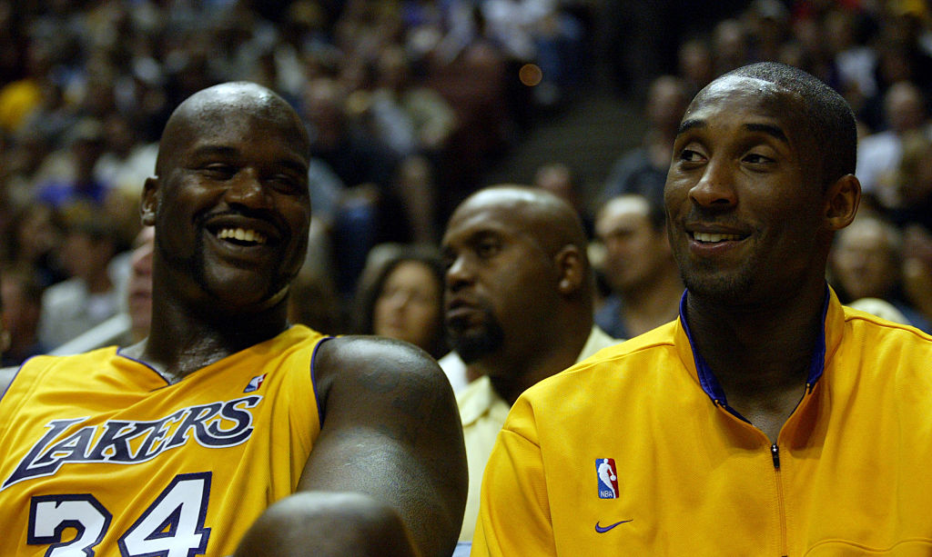 Shaquille O'Neal wants Drew Brees and the Saints to avoid the turmoil that ended O'Neal's partnership with Kobe Bryant and the Los Angeles Lakers.