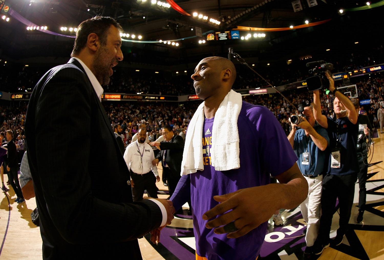 Kobe Bryant Vlade Divac