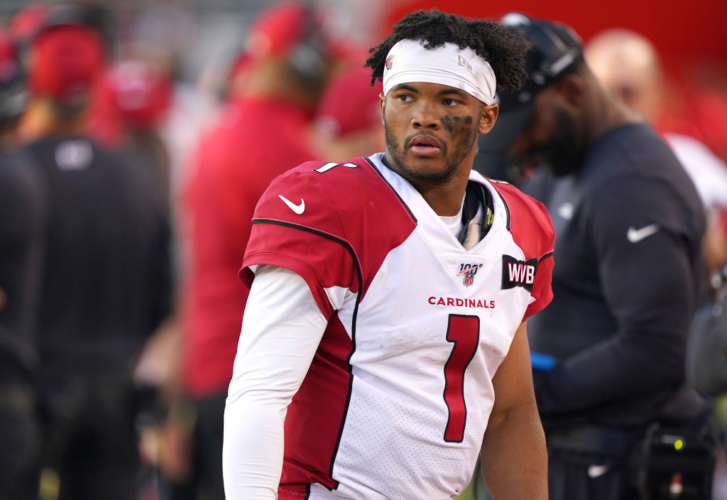 Cardinals quarterback Kyler Murray