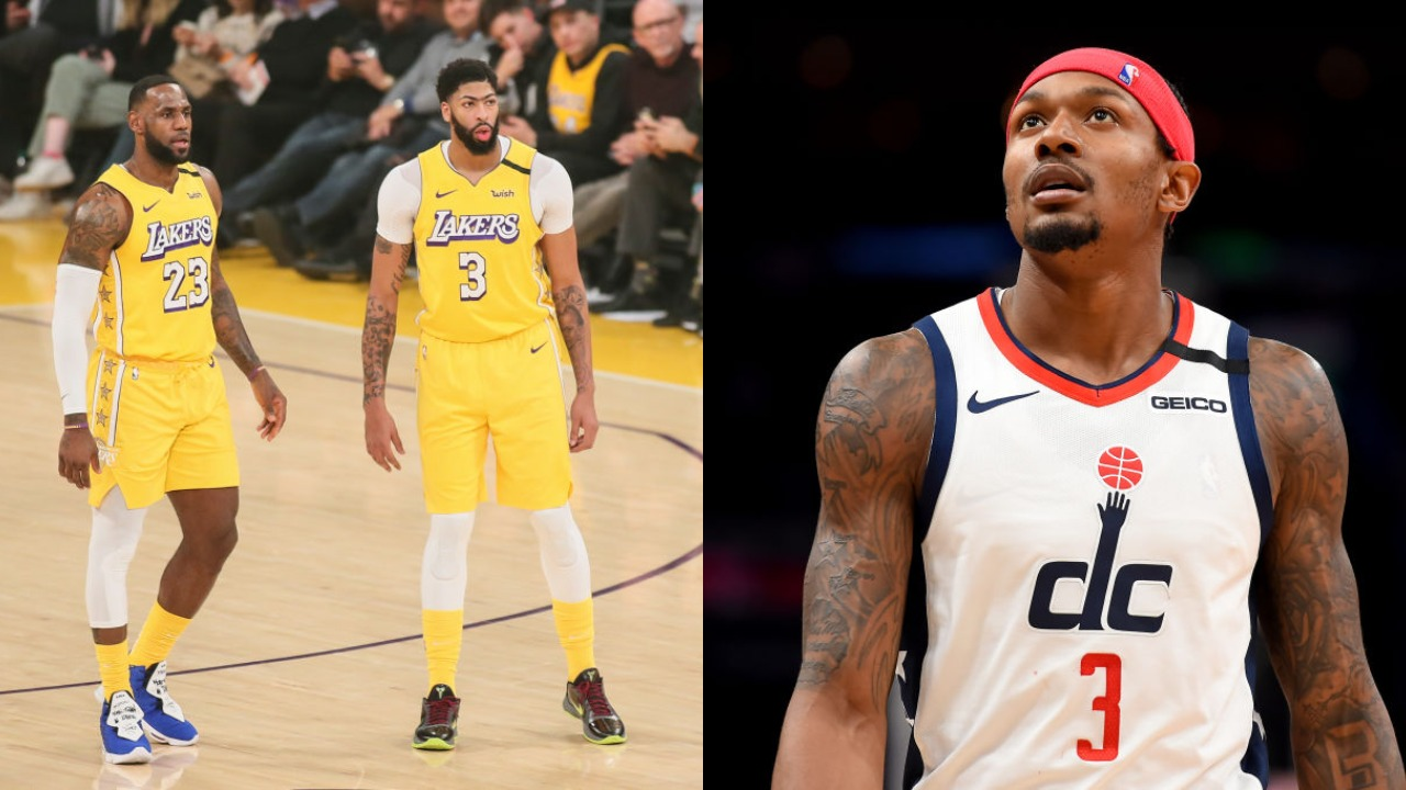LeBron James and Anthony Davis have made the Los Angeles Lakers a dominant team. Could they add Bradley Beal for a big three, though?