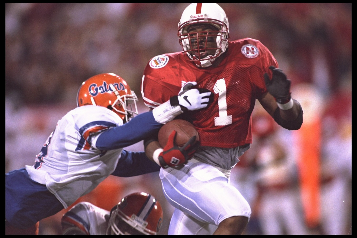 Lawrence Phillips went from being a star at Nebraska to taking his own life in prison in 2016.