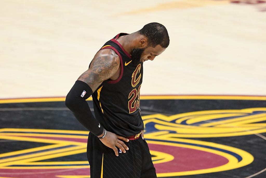 LeBron James has won three NBA championships. However, did his emotions cost him a better chance at winning another ring with the Cleveland Cavaliers?