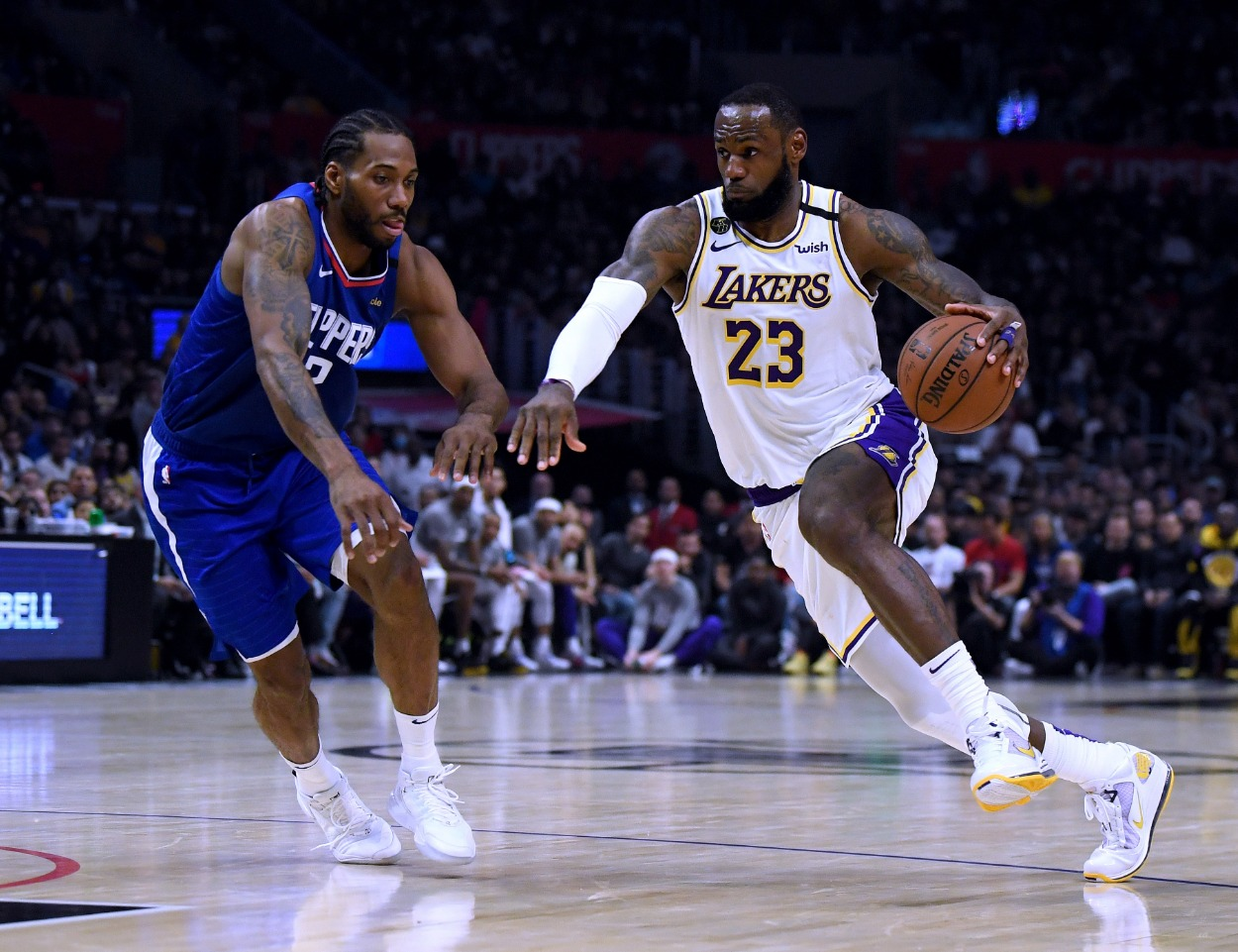 LeBron James and other NBA players could wear a $299 ring that reportedly can track certain health data.