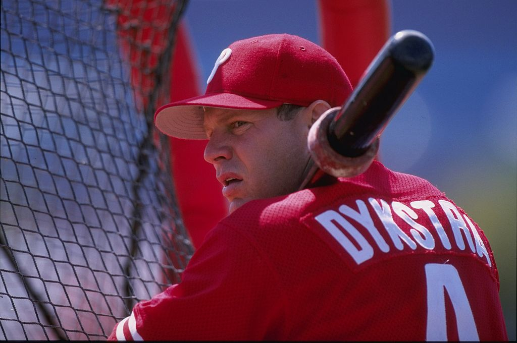 Lenny Dykstra Blasts Dale Murphy After Murphy's Son Was Shot in the Eye During Protest