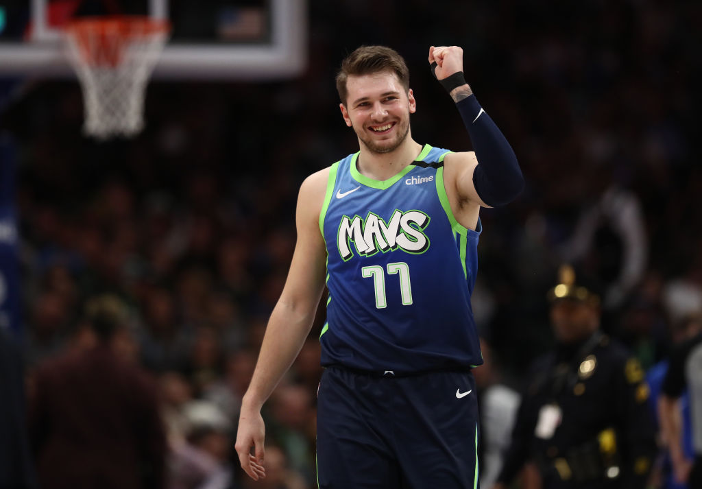 Dallas Mavericks star Luka Doncic isn't in the best physical condition after the NBA's suspension.