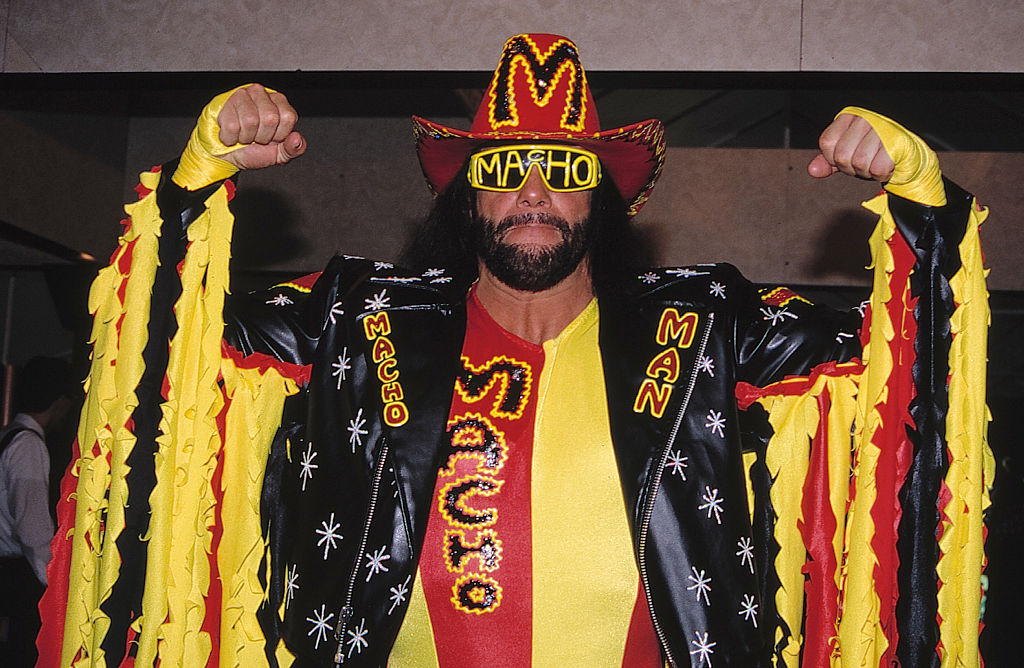 Randy Poffo played minor league baseball in the Cardinals organization before ever wrestling as Macho Man Randy Savage.