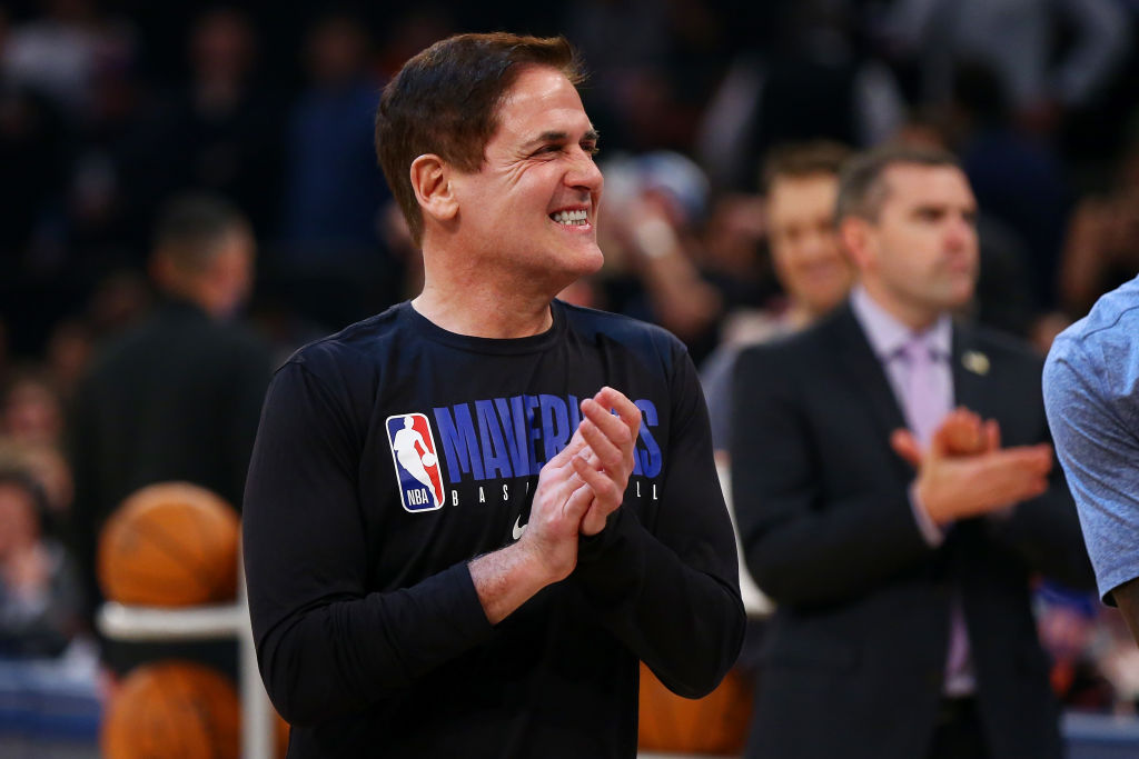 Mark Cuban learned that he could outperform Donald Trump with independent voters.